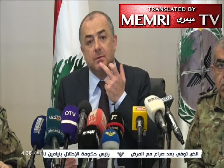 Lebanese Minister of National Defense Elias Bou Saab: Israel's Airport, Oil Plants Will Be Targeted If It Targets Ours